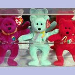 "Beanie Baby Display Case 22""w, 9""h, 4""d"